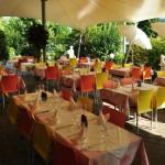 Terrasse 1  Hotel Felmis Horw bei Luzern